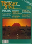 Twilight Zone, December 1981