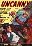 Uncanny Stories, April 1941