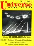 Universe, November 1954