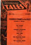 Uncanny Tales, Janiary 1941