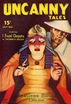 Uncanny Tales, July 1941