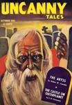 Uncanny Tales, October 1941
