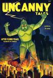 Uncanny Tales, April 1942