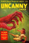 Uncanny Tales, September 1942