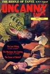 Uncanny Tales, September 1943