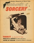 Witchcraft and Sorcery, 1972