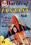 Worlds of Fantasy (UK) #2, 1950