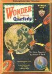 Wonder Stories Quarterly, Winter 1932