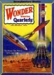 Wonder Stories Quarterly, Summer 1932