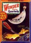 Wonder Stories Quarterly, Fall 1932