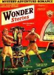 Wonder Stories, August 1930