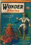Wonder Stories, March 1931