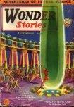 Wonder Stories, July 1931