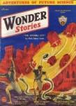 Wonder Stories, June 1932