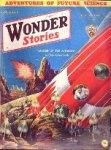 Wonder Stories, October 1932