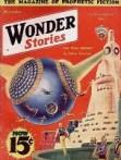 Wonder Stories, December 1932