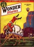 Wonder Stories, March 1933