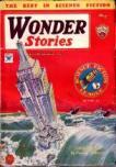 Wonder Stories, May 1934