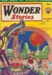 Wonder Stories, June 1934