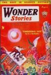 Wonder Stories, August 1934