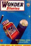 Wonder Stories, March 1935