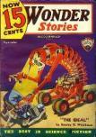 Wonder Stories, September 1935