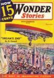 Wonder Stories, November 1934