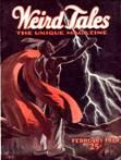 Weird Tales, February 1924
