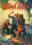 Weird Tales, December 1924
