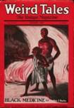 Weird Tales, August 1925