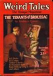 Weird Tales, December 1925