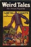 Weird Tales, December 1926