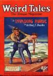 Weird Tales, November 1927