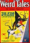 Weird Tales, February 1929
