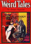 Weird Tales, June 1929