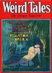 Weird Tales, August 1928