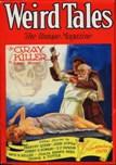 Weird Tales, November 1929