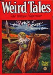 Weird Tales, July 1930