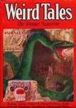 Weird Tales, August 1930