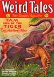 Weird Tales, August 1931