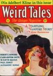 Weird Tales, November 1931