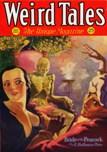 Weird Tales, August 1932