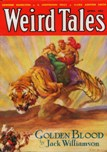 Weird Tales, April 1933