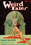 Weird Tales, June 1933