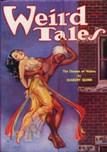 Weird Tales, August 1933