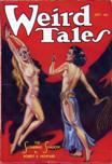 Weird Tales, September 1933