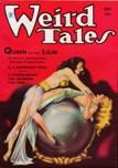 Weird Tales, November 1934