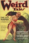 Weird Tales, October 1935