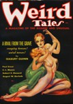Weird Tales, January 1936