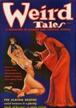 Weird Tales, March 1936